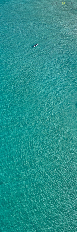 Lone Surfer - Joel Coleman